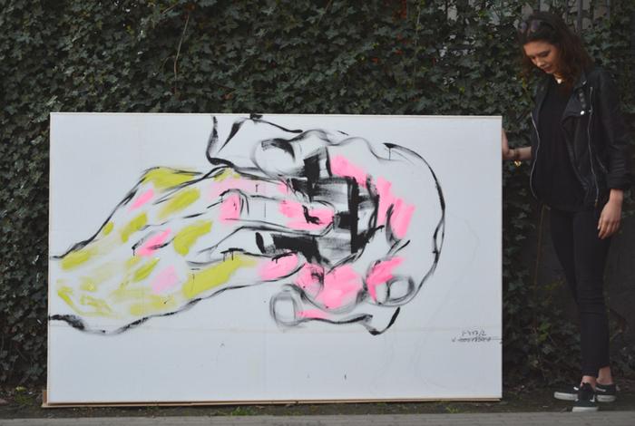 XY ankamierzejewska painting malarstwo