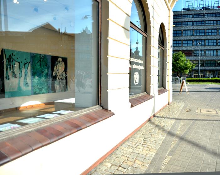 malarstwo polskie współczesne sztuka współczesna obrazy wrocław otwarcie wystawy