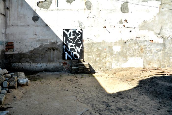 XY YES IS A NEW NO ankamierzejewska sztuka malarstwo fineart