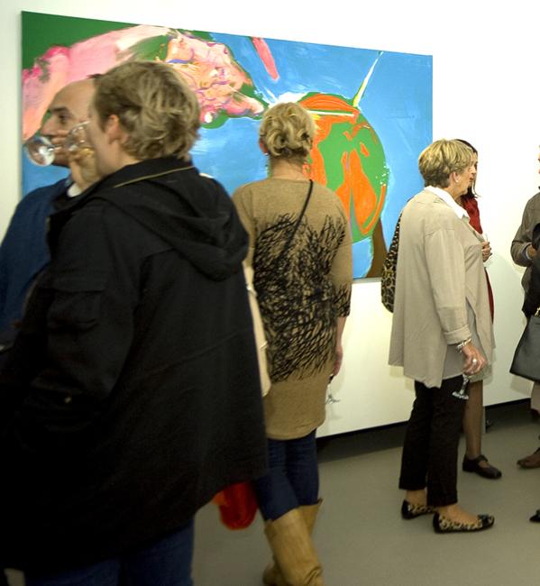 XY narracyjny trans fot. Mniamos otwarcie 2015 GM anka mierzejewska malarstwo sztuka paintings fineart