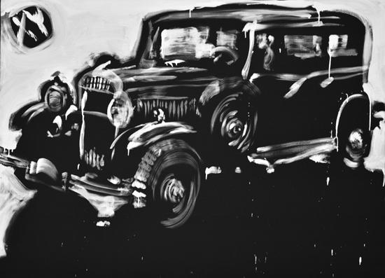 XY Auto mojego Dziadka Tadeusza XY 120-187 cm s