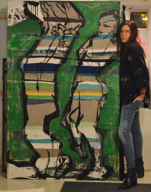 #mierzejewska #XY #malarstwo #sztuka #obrazy #fineart #artcontemporain #kunst # contemporaryart #painting #paintings