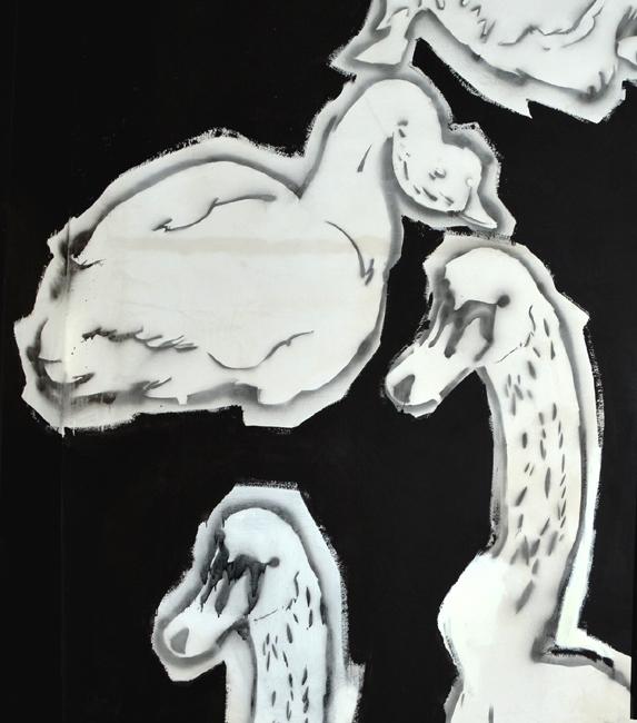 XY nadodrzanski mural na klatce Wojciecha Cybuslkiego 25  Wroclaw #mierzejewska #anka #contemporarypainting #contemporaryart #fineart #malarstwo #sztuka