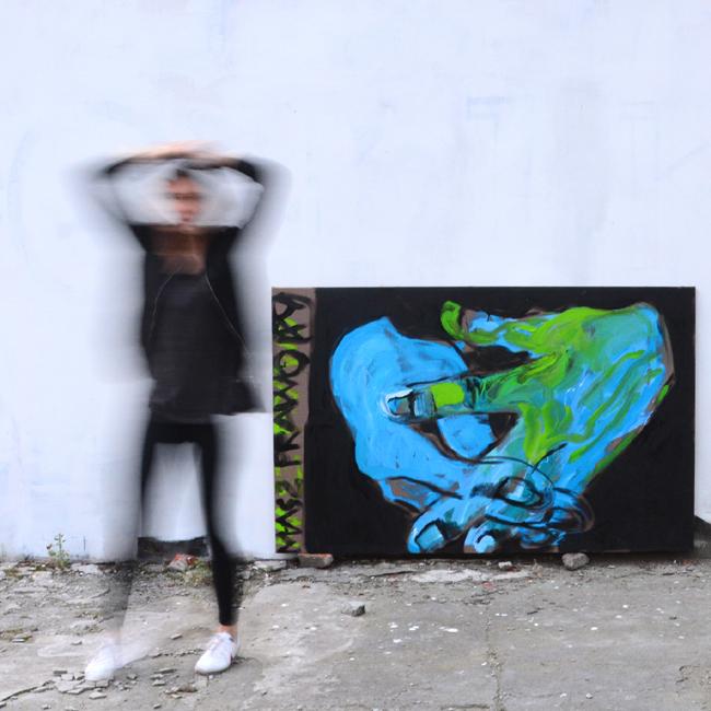 #ankamierzejewska #malarstwo #sztuka #contemporarypainting #artcontemporain #painting #fineart