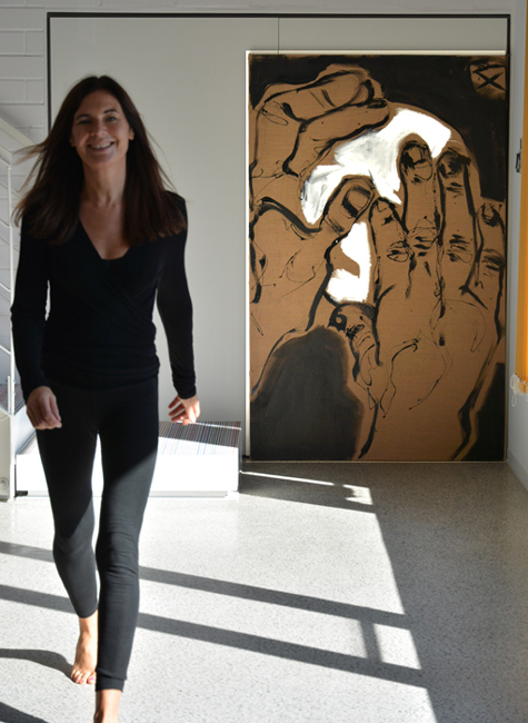 XY a a a HEANDS 120-190 cm #painting #artcontemporain #contemporaryfineart #contemporaryart #malarstwo #sztuka #ankamierzejewska #XY #obrazy