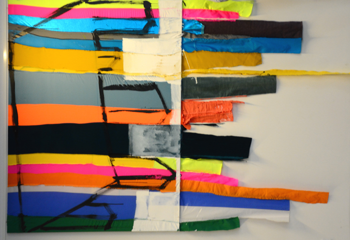 #XY #anka #mierzejewska #malarstwo #sztuka #obrazy #art #contemporaryart #paintings #table # rainbowtable #fineart