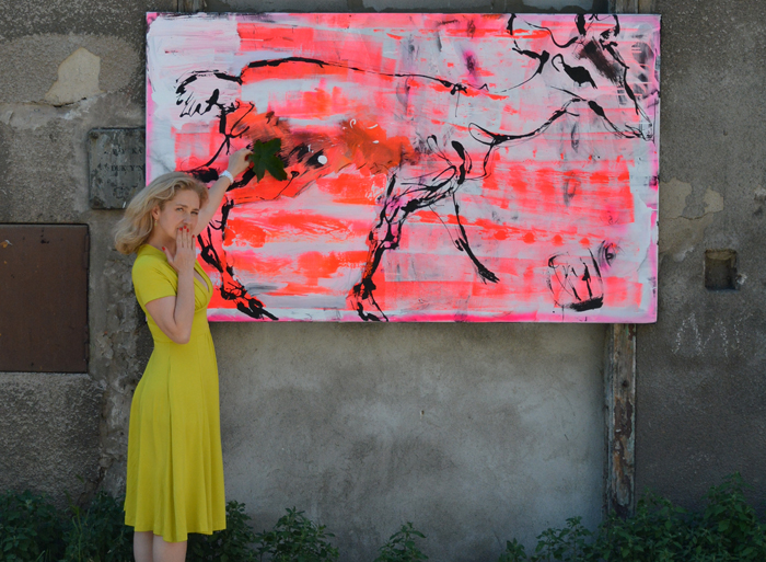 #obrazy #XY #ankamierzejewska #kunst #artcontemporain #contemporarypainting #fineart #art # malarstwo #sztuka
