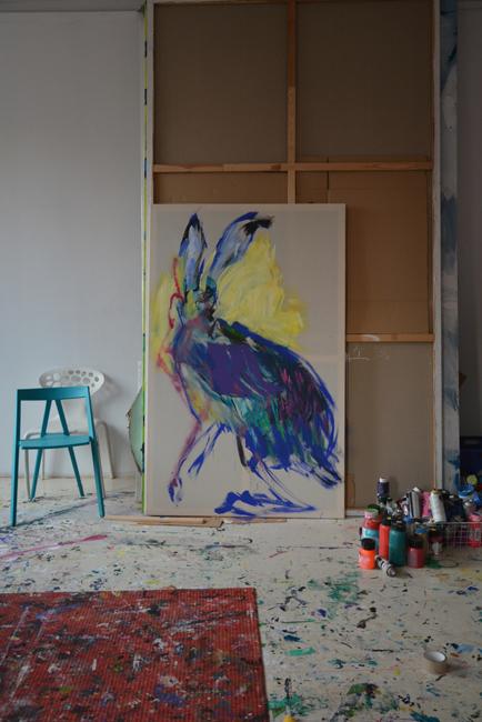 #xyankamierzejewska #xy #mierzejewska #zajac #paintings #obrazy #malarstwo #art #fineart