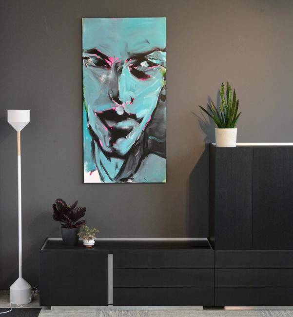 #mierzejewska #xy #art #contemporary #artist #boy #portrait #figurativeart #artcontemporain #kunst #paintings