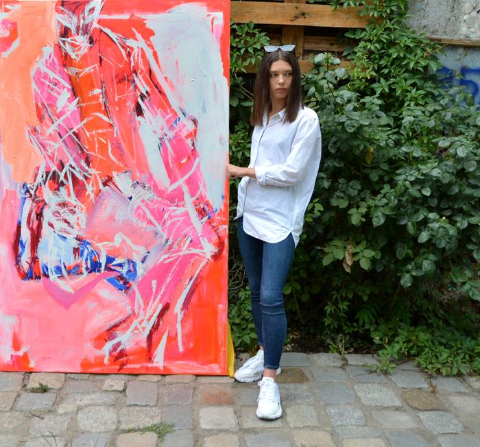 #mierzejewska #ankamierzejewska #xy #malarstwo #sztuka #contemporaryart #kunst #paintings