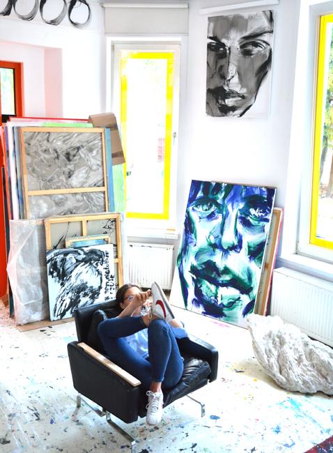 #xyankamierzejewska #malarstwo #sztuka #art #paintings #contemporarypaintings #modernart
