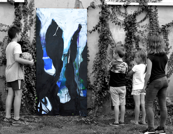 #xyankamierzejewska #malarstwo #sztuka #artcontemporain #kunst #contemporaryart # sztukawspolczesna #fineart