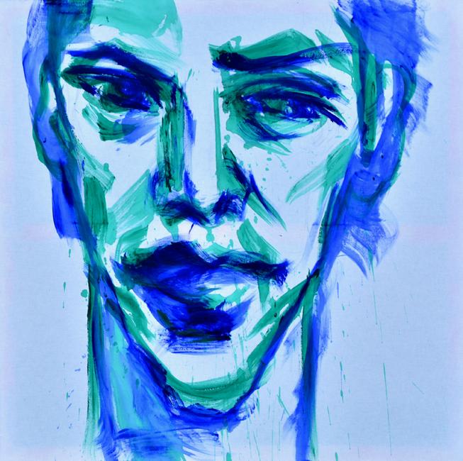 #xy #xyankamierzejewska #mierzejewska #contemporaryart #art #paintings #kunst #paintings #portrait