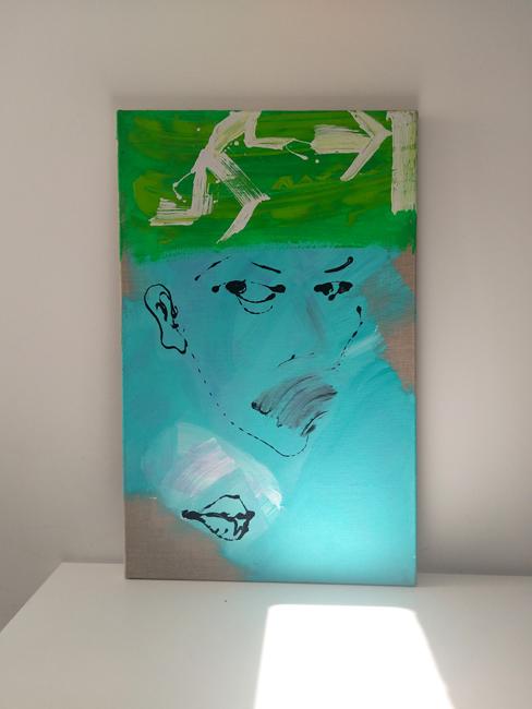 #mierzejewska #xyankamierzejewska #contemporaryart #contemporarypainting #art #painting #kunst # artcontemporain