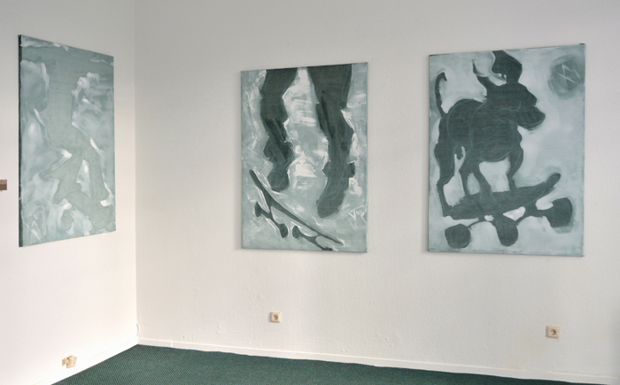 #contemporaryart #bilder kunst #ausstelung #wiesbaden #mierzejewska #anka #xy #paintings #obrazy #wyst