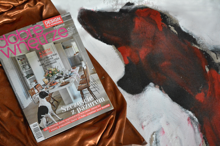 #xy #ankamierzejewska #pies #dobrewnetrze #contemporaryart #contemporary #paintings #kusnst #publication