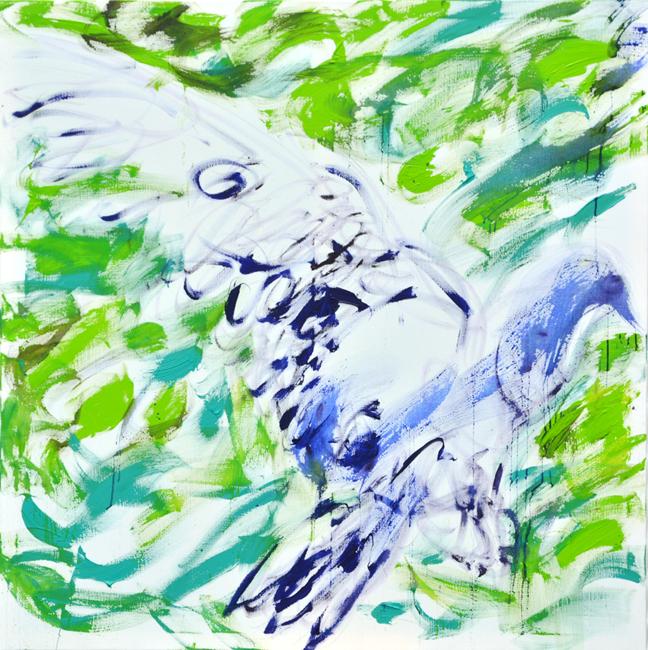 #bird #cat #keanu #art #contemporary #paintings #artist #xy #anka #mierzejewska #kusnt #bird #malarstwo #sztuka #obrazy #wroclaw #buyart