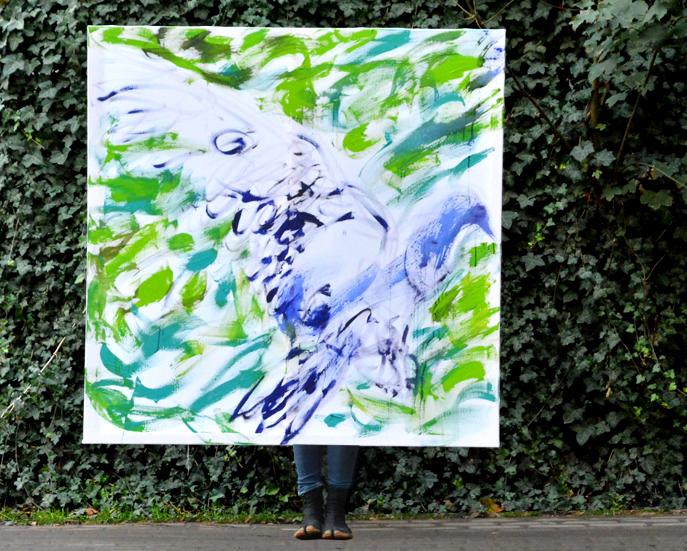 #xy #keanu #poem #painting #anka #mierzejewska #kunst #bild #obrazy #malastwo #sztuka #kupie #cena #obraz #malarka
