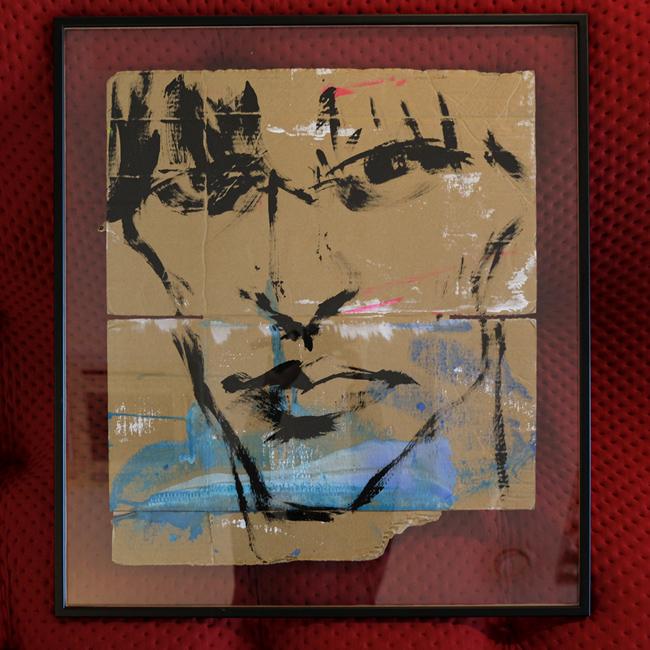 #xy #anka #mierzejewska #malarstwo #sztuka #contemporary #art #paintings #obrazy #cena #licytacja #aukcja #portret #cupboard