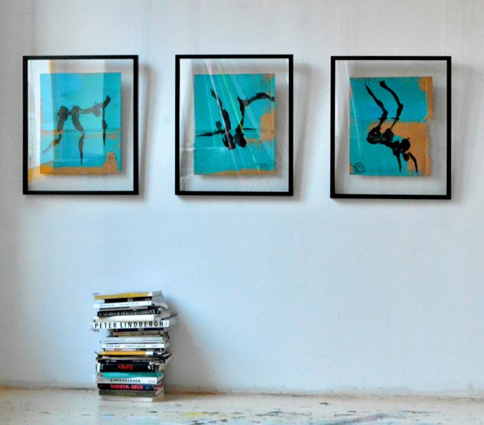 #xy #anka #mierzejewska #octopus #malarstwo #sztuka #contemporaryartist #contemporaryart #art #contemporary #paintings #octopus #framed #buy