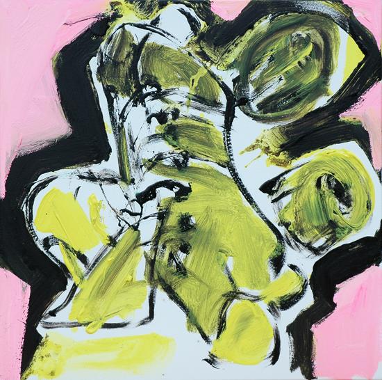 #xy #anka #mierzejewska #malarstwo #sztuka #contemporary  #bild #obrazy #kupie #art #kunst #pracownia #cybulskiego #wroclaw # paintings #pink #zajac