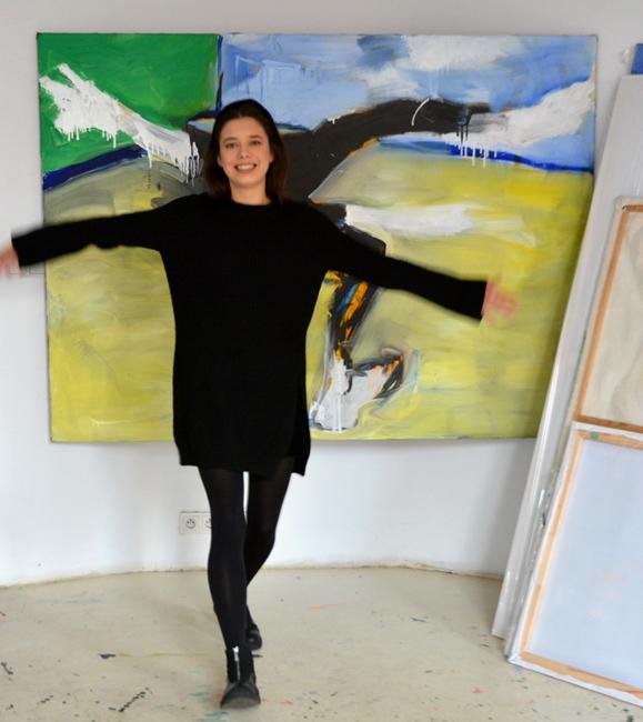 #xy #anka #mierzejewska #malarstwo #sztuka #wystawa #contemporary #art #kupie #galerie #dolumichal #kunst #acrobat