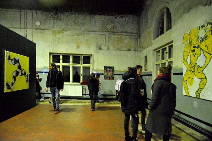 #xy #ostrawa #mierzejewska #anka #czechy #wystawa #dolumichal #galeria #wernisaz #contemporary #art #painting