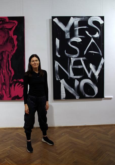 #xy #anka #mierzejewska #contemporary #artist #art #painting #sztuka #wystawa #wernisaz #kunst #obrazy #yesisanewno