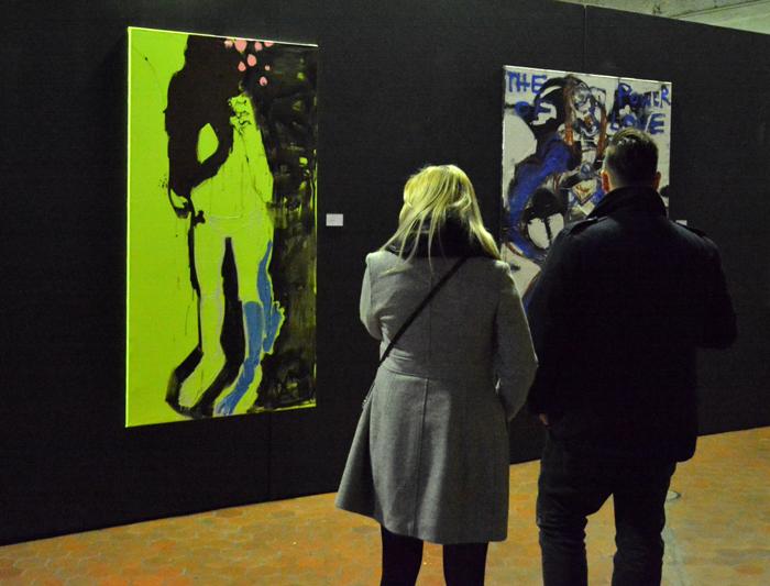 #xy #anka #mierzejewska #malarka #malarstwo #sztuka #art #contemporary #paintings #wystawa #Ostrawa #ostrava #dolumichal