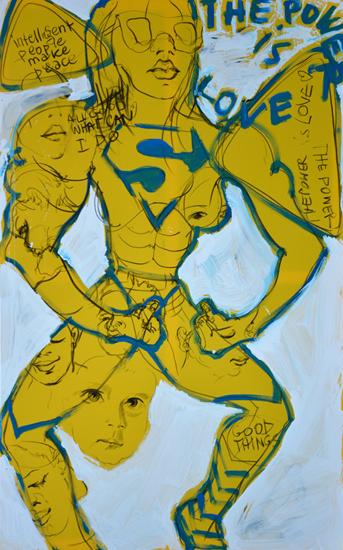 #xy #mierzejewska #anka #kunst #malarstwo #contemporary #art #obrazy #painting #power #is #love