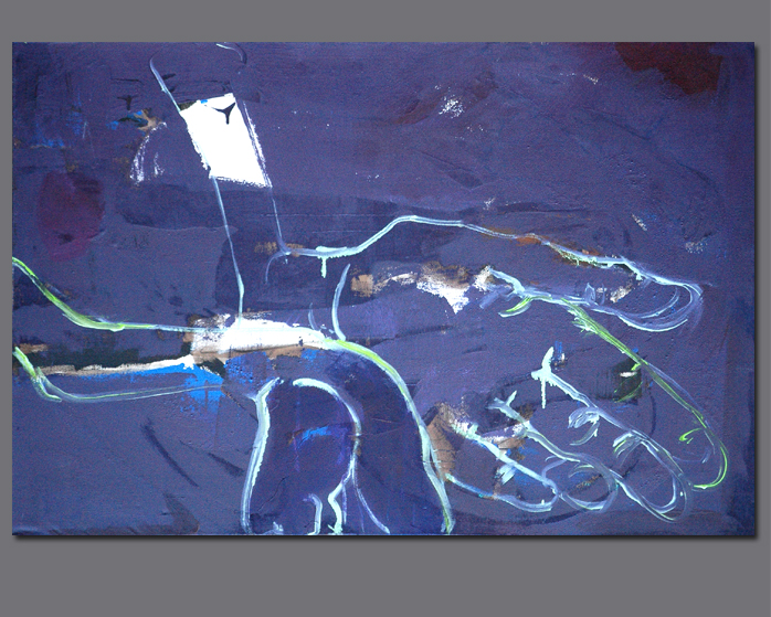 #xy #anka #mierzejewska #contemporary #art #paintings #dog #figurative #abstract #malarstwo #sztuka #obrazy #pracowania #cybulskiego #wroclaw