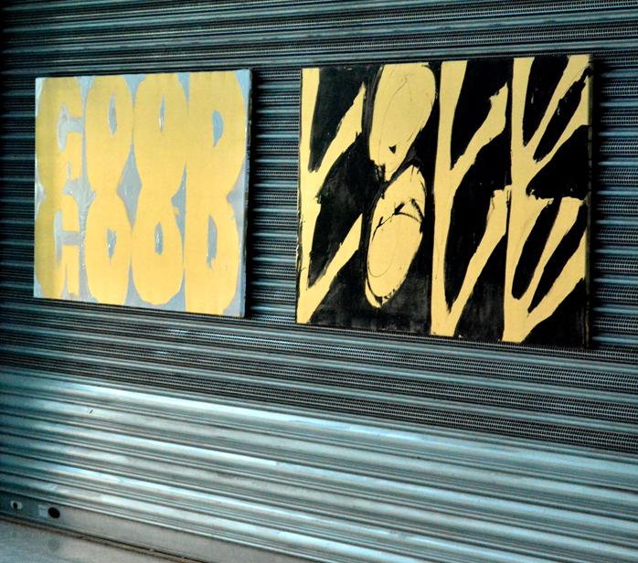 #xy #anka #mierzejewska #contemporary #artist #paintings #good #love