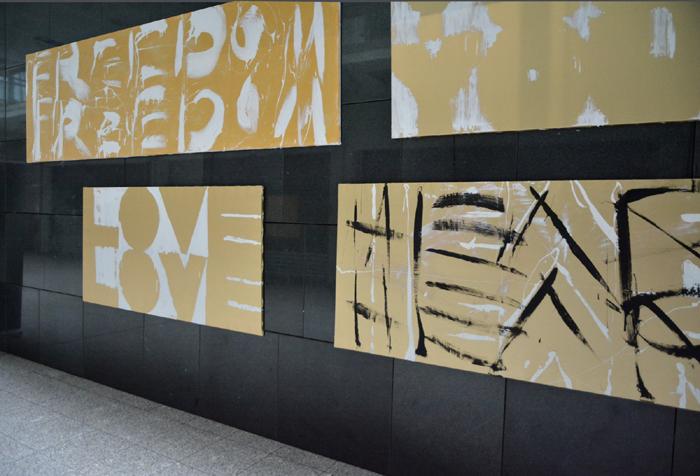 xy anka mierzejewska seria ciało myśli cialo mysli wroclaw wystawa exhibition obrazy malarstwo sztuka paintings art contemporain contemporary