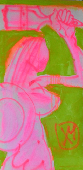 XY anka mierzejewska Syrenka warszawska Art Maker warsawgalleryweekend Warszawa off Art Warsaw polish art
