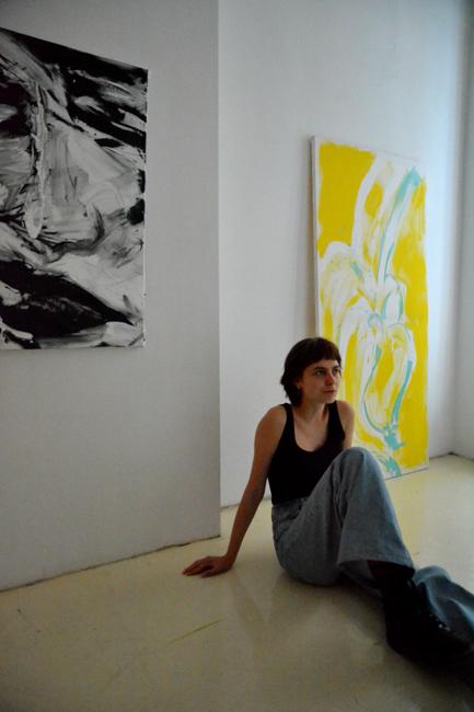 #contemporary #art #artist #kunstler #banana #artathome #artysta #artystka #pracownia #wroclaw #sztuka #wspolczesna #andy #warhol #stary #banan # banany #kunst #gemalde #kunstler #bild