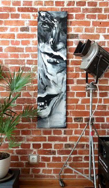 XY anka mierzejewska malarstwo sztuka kuchni jak kochac pieknego wyglada obraz sztuka loft