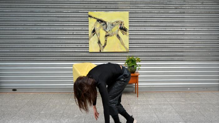 xy anka mierzejewska malarstwo sztuka obrazy contemporaryartist contemporaryfinearts artathome kunst kunstinberlin artiststudio studiovisit