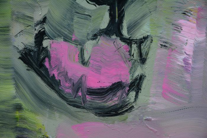 XY anka mierzejewska malarstwo sztuka obrazy contemporaryfinearts art contemporain kunst kunstler kotek kot portret artcollection artclub artcollectorsclub