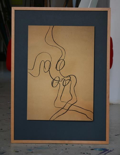 XY anka mierzejewska malarstwo sztuka obrazy wspolczesna contemporaryfinearts contemporary paintings exhibition lockdown covid plaque drawings octopus woman nude