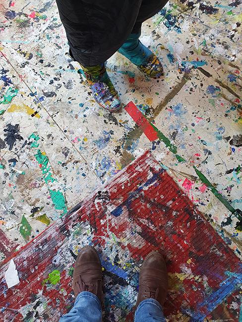 xy anka mierzejewska malarstwo sztuka obrazy contemporaryfinearts finearts wspolczesna studio pracoania atelier kunst kunstler