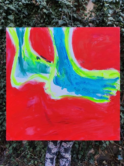 xy anka mierzejewska malarstwo sztuka obrazy stopy fetyszysci festysz foot fetish art paintings contemporary artist kunst kunstler studio atelier
