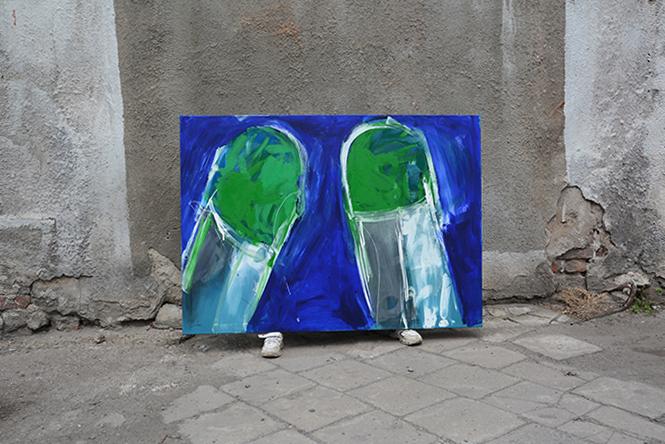 xy anka mierzejewska malarstwo sztuka obrazy contemporary finearts artist studio kunst atelier wroclaw maches zapałki